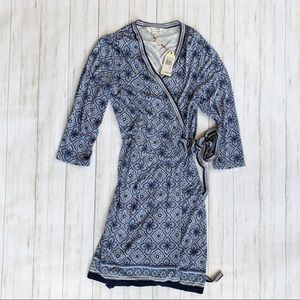 NWT Max Studio Specialty Products Wrap Dress